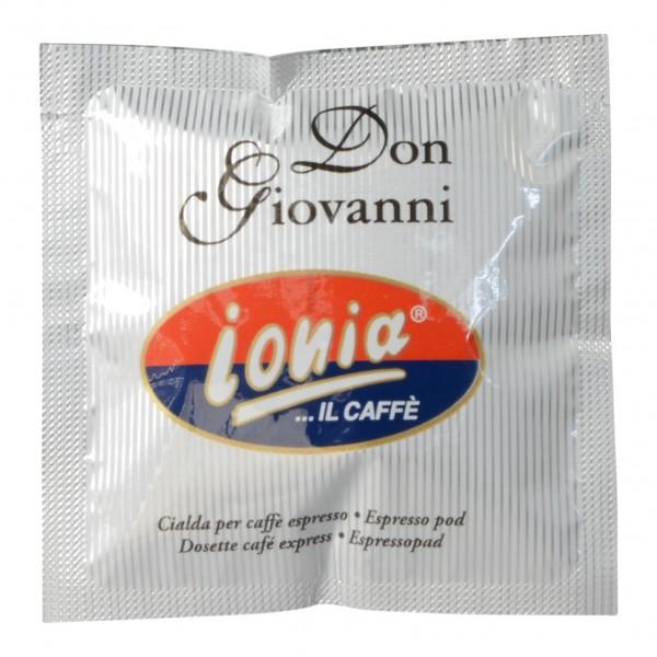 Ionia Espresso Pads Don Giovanni 150 St.